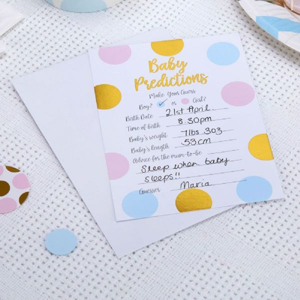 Pattern Works Baby Prediction Cards (10)